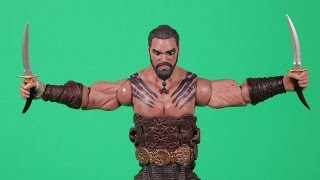 Game of Thrones Legacy Khal Drogo by Funko Review and Fixes
