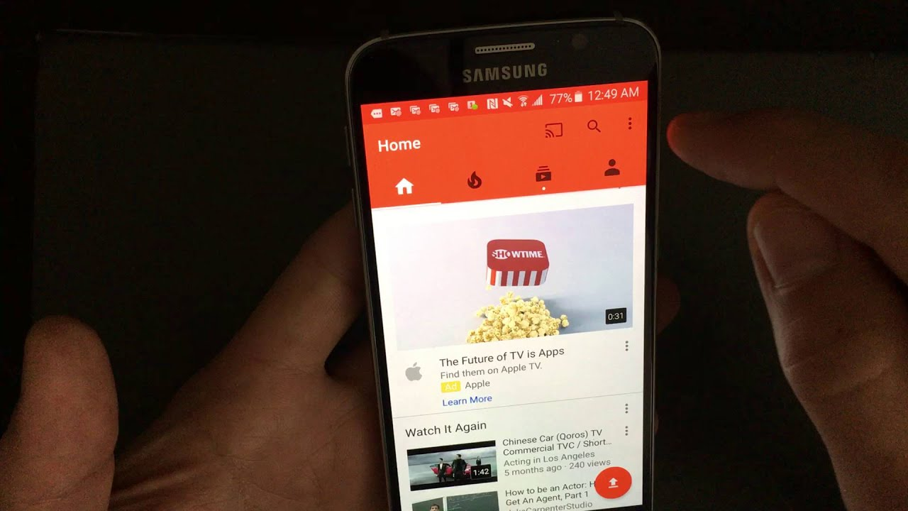 All Androids: How To Clear Youtubes Search & Watch History Before It's Too  Late!