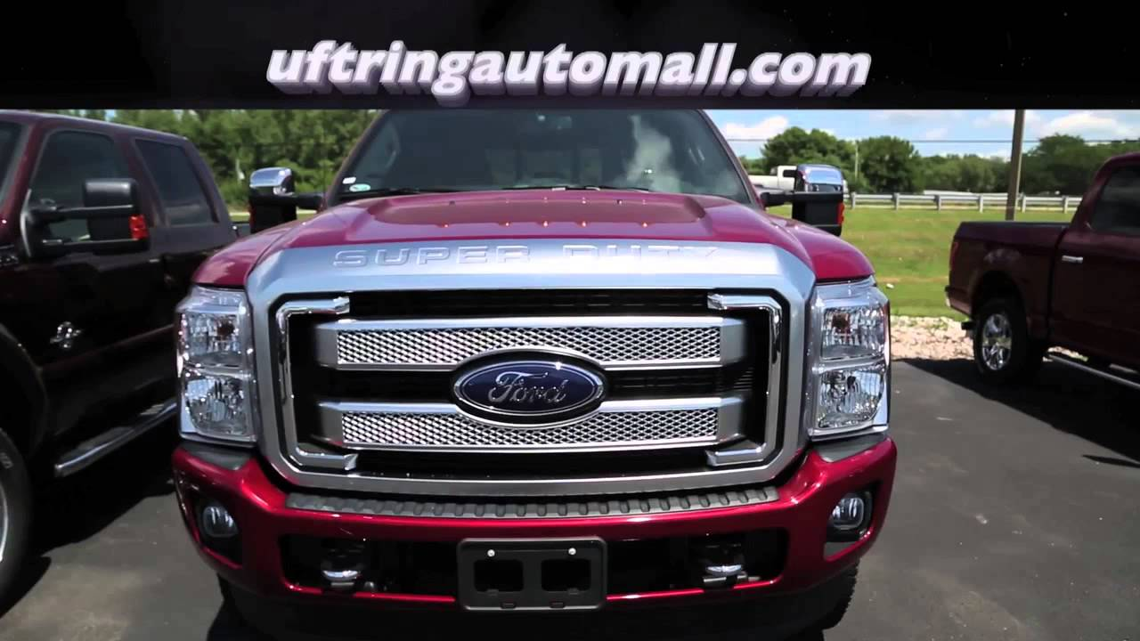 uftring automall ford truck team east peoria il ford f 150 dealer youtube. Black Bedroom Furniture Sets. Home Design Ideas