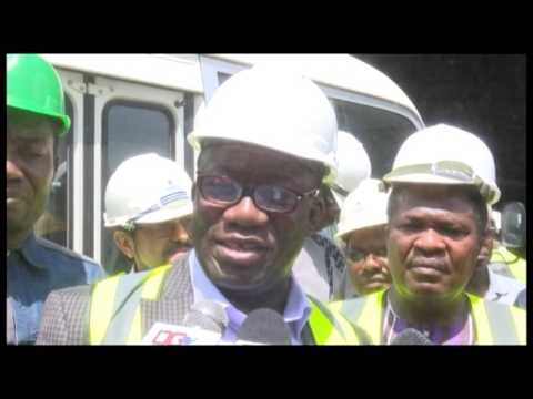 Tour of Dangote Cement's Plant and Mining Site in Ibese Ogun State
