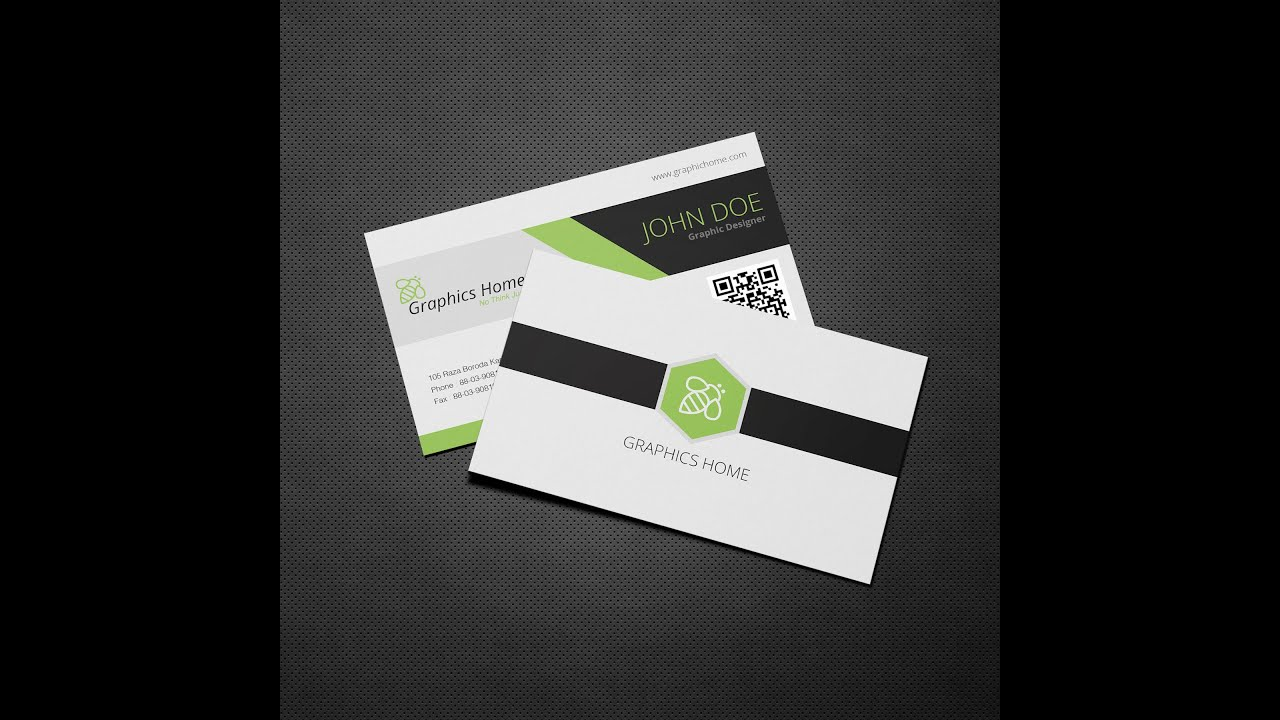 Photoshop tutorial business card mockup using smart objects in photoshop tutorial business card mockup using smart objects in photoshop youtube reheart Image collections
