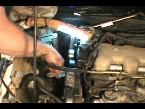 31 water pump replacement, 2000 Chevrolet Malibu - YouTube