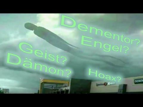 Hoax? - Dementor, Geist, Dämon, Engel in Sambia gesichtet