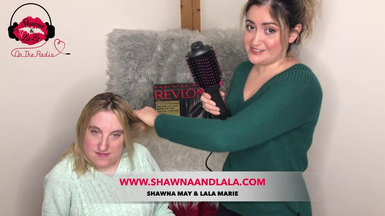 Revlon One-Step Hair Dryer & Volumizer Hair Brush