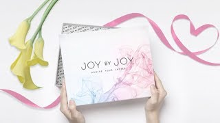 Вторая попытка для Джоя.Еще один заказ с сайта JOY by JOY