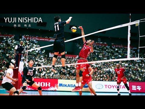 Yuji Nishida 西田 有志 | The Best Jumper In The World | Volleyball 2019