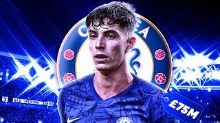 Chelsea to bid £75m for kai havertz! | transfer talk