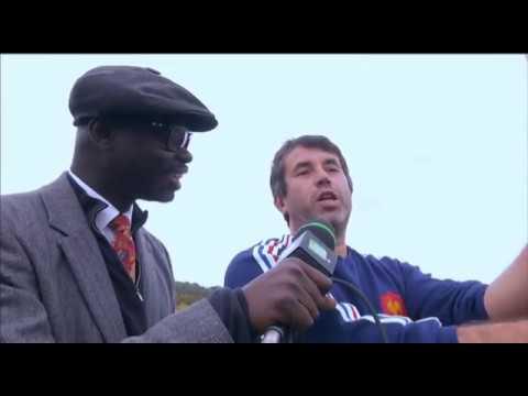 Sylvère-Henry Cissé – Infosport+ – «Chercheurs d'Or » France Rugby à 7 (2016)