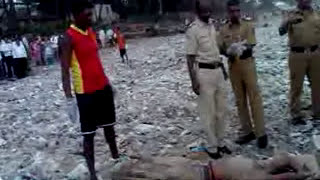 Mohd. Islam Drowned at Juhu Chowpaty on 19th June 2011