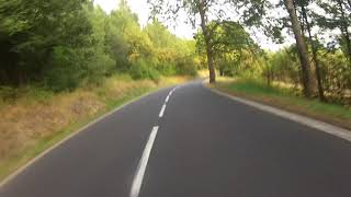 Roadbook Tschechei Erzgebirge 950 KTM Adventure