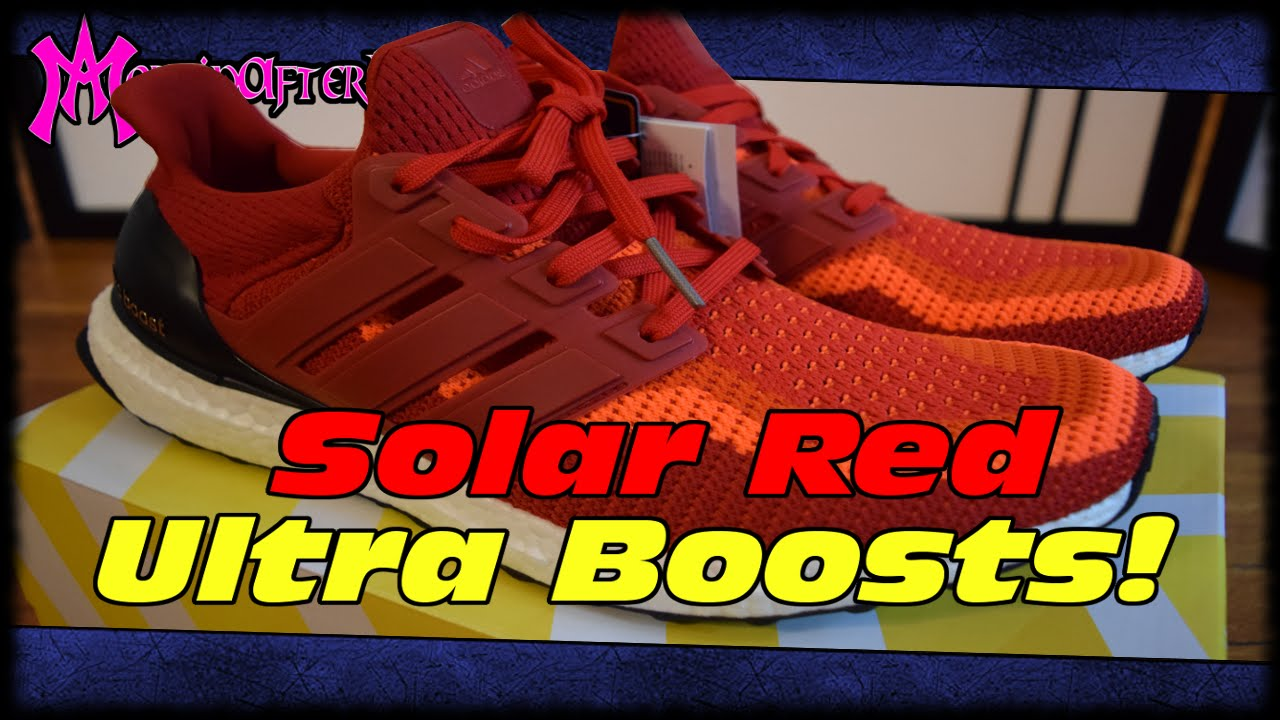 promo code 014f6 63466 ... inexpensive solar red 2016 adidas ultra boost review the most  comfortable shoe youll ever wear 4db0a