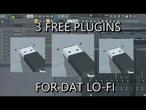 Resource] 3 FREE PLUGINS TO ENHANCE YOUR LO-FI MUSIC MAKING