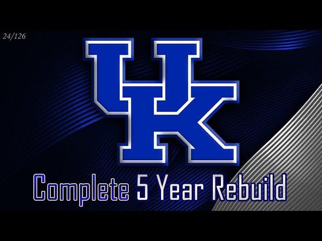 8+ In Training Results! | Kentucky 5-Year Rebuild | NCAA Football 14 (24/126)