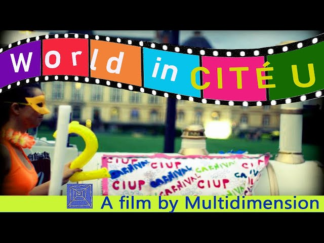 World in Cité U - Trailer
