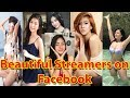 TOP 10 Beautiful GAME STREAMERS on FACEBOOK  from Philippines
