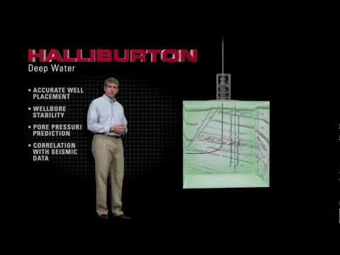 Halliburton Deep Water