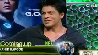 RA.ONE - Shahrukh Khan