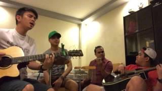 Hanggang Kailan - Orange And Lemons (Alas Quattro Acoustic Cover)