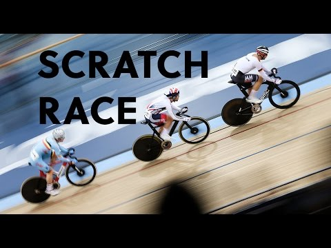 Track-Cycling: What is the Scratch Race?