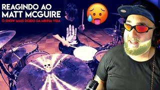 Download lagu Reagindo a bateristas gringos do YOUTUBE 🥵 MATT MCGUIRE