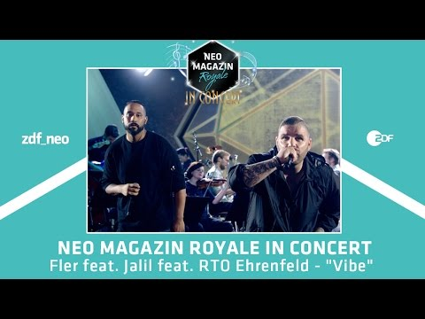 "Fler feat. Jalil feat. Rundfunk-Tanzorchester Ehrenfeld ""Vibe"" 