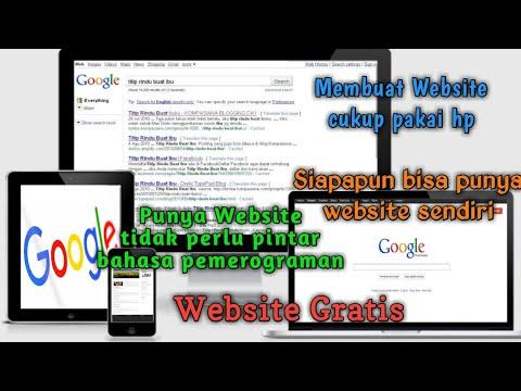 cara-membuat-blog-gratis-menggunakan-hp-|-website-gratis