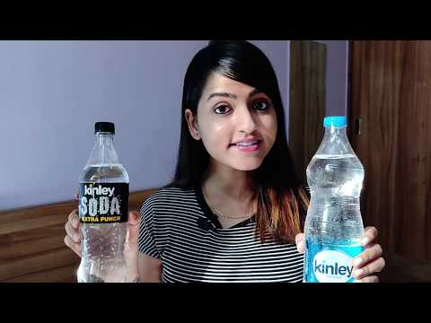 How to Wash Face with Sparkling Mineral Water | Tip Tuesday | 2019