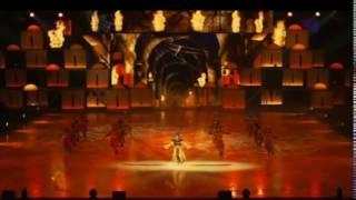 Ледовое шоу «Аладдин и Повелитель огня»