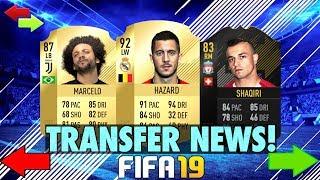 FIFA 19: BESTÄTIGTE TRANSFERS & GERÜCHTE! TRANSFER NEWS #11