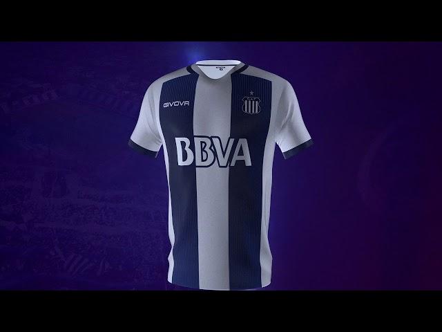 Talleres presentó su nueva camiseta y la estrena ante Independiente ... ad6d645d39cb7
