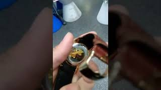 Corum watch bubble limited edition
