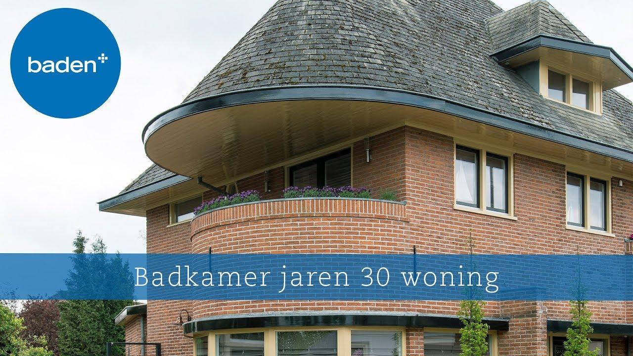 Nieuw Ideeën opdoen voor een badkamer jaren dertig woning - Baden+ MW-71