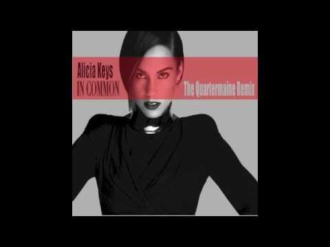 Download Alicia Keys - In Common (The Quartermaine Remix) (Audio)