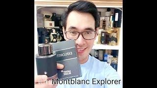 (Review Nước Hoa) Montblanc Explorer - Nhà thám hiểm mùa hè
