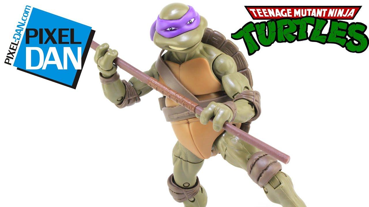 Retro review teenage mutant ninja turtles ii secret of the ooze - Donatello Teenage Mutant Ninja Turtles Secret Of The Ooze Figure Video Review Youtube
