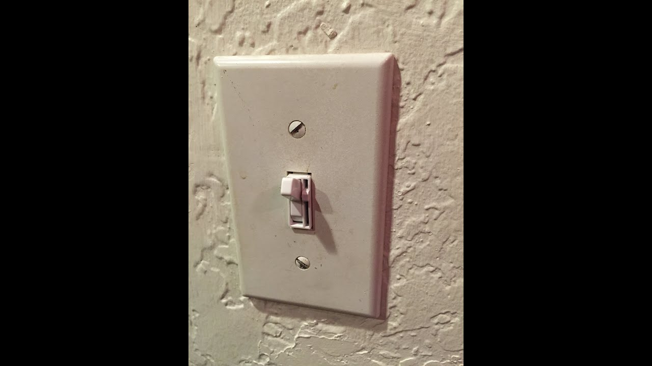 how to install a lutron dimmer light switch youtube. Black Bedroom Furniture Sets. Home Design Ideas