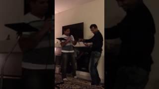 Shape of you hindi karaoke - Viraj And Harish
