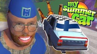 PERÄJÄRVEN ISKELMÄLAULAJA | My Summer Car
