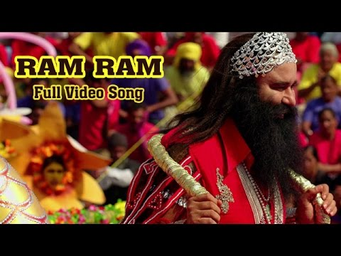 RAM RAM | Video Song | MSG: The Messenger