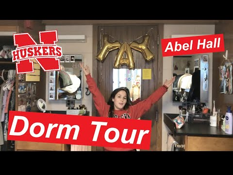 Dorm Room Tour *University of Nebraska- Lincoln*