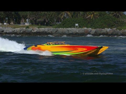 Haulover gets ROCKED!! | FPC Key West Poker Run