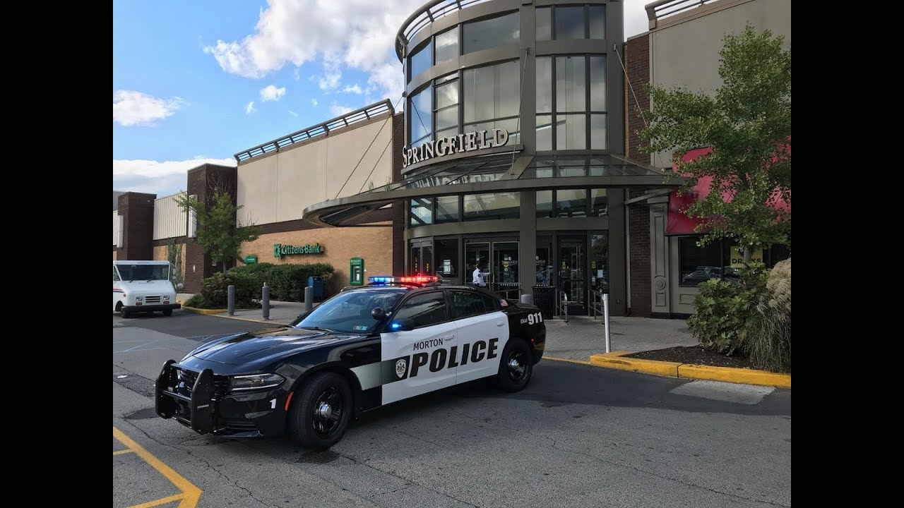 Gunshot Rings Out at Fashion Show Mall