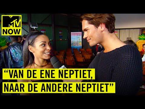 KOEN KARDASHIAN kijkt samen met CAST naar de eerste aflevering van #EOTBDD | MTV NOW SPECIAL