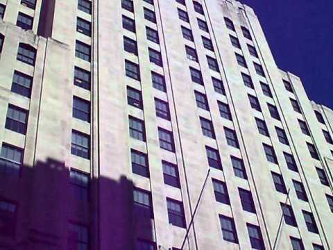 New York Met Life Building.