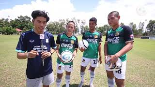 Thailand Youth League : Challenge Ep.12 ท้าพิสูจน์น้องๆ รุ่นอายุไม่เกิน 19 ปี