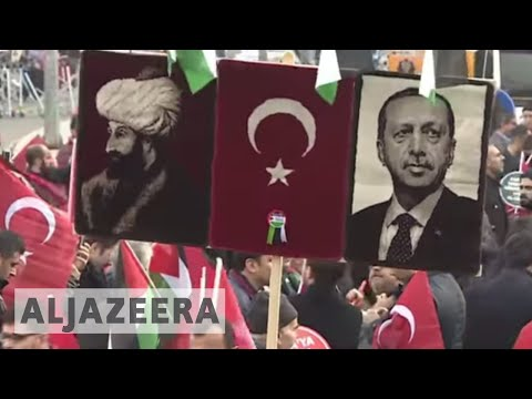 Turkey plays major role against US Jerusalem move