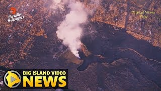 Hawaii Volcano Eruption Update - Wednesday Morning (Aug. 15, 2018)