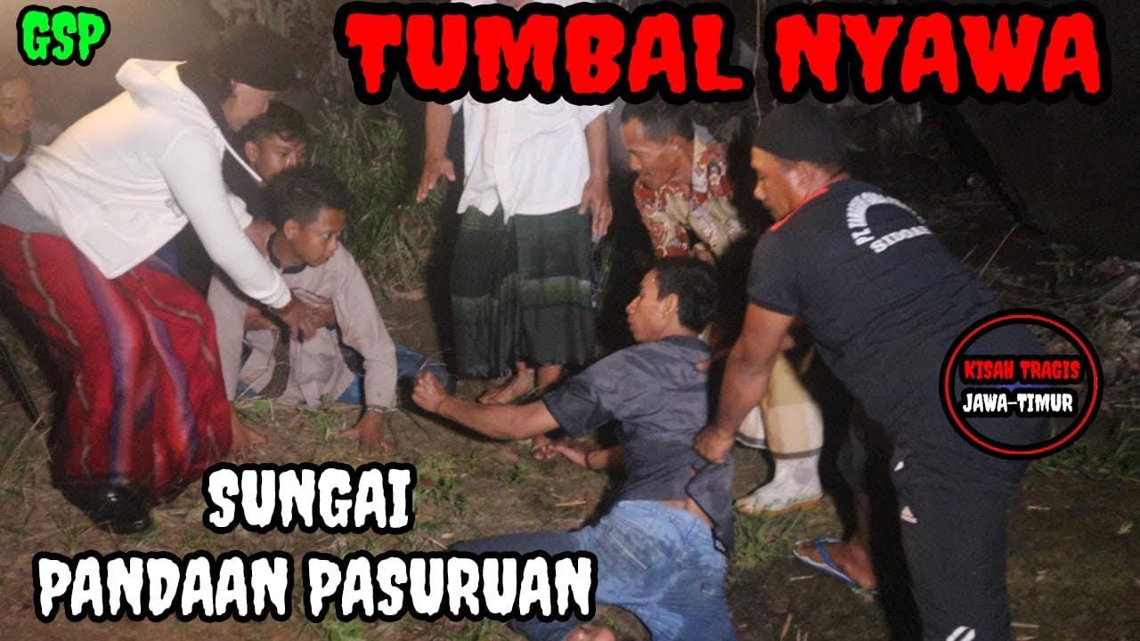 Tumbal Nyawa Haus Darah Sungai Pasuruan Jawa-Timur