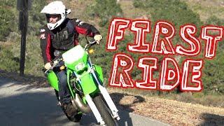 kdx200-street-legal-2-stroke-dirt-bike-first-ride