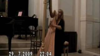 Jesus Guridi, Viejo Zortzico - Emanuela Degli Esposti, harp
